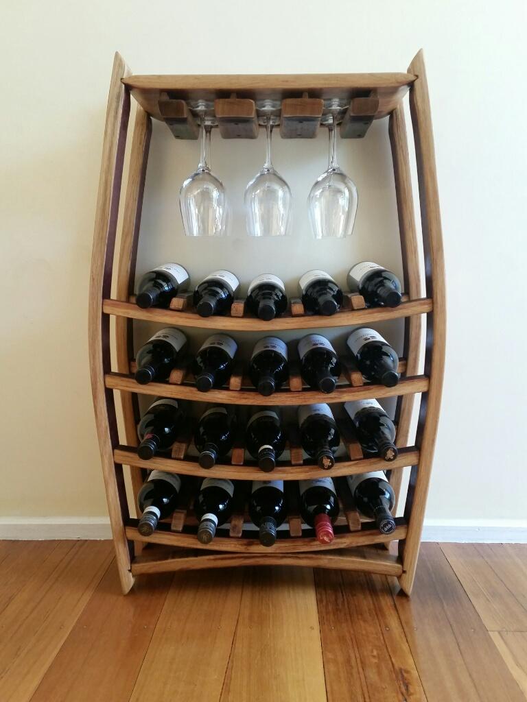 Alsace Wine Racks